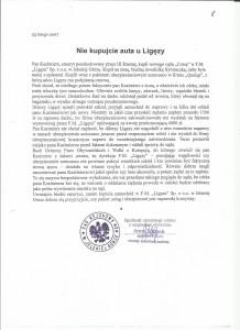 """Pierwszy więzień stalinowski w """"demokratycznej"""" Polsce?"""